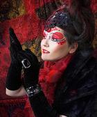 Dama rusa — Foto de Stock