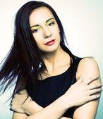 若い女性 — ストック写真