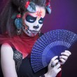 Santa Muerte. — Stock Photo #46134987