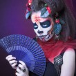 Santa Muerte. — Stock Photo #46169915