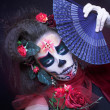 Santa Muerte. — Stock Photo #46170033