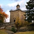 Stock Photo: Hvezdchapel - Czech Republic