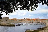 Port in Dubrovnik, Croatia. — ストック写真