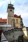 Hruba Skala in Czech Republic — Stock Photo