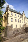 Castle Hruba Skala in Czech Republic. — Stock Photo