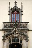 Castle Hruba Skala in Czech Republic — Stock Photo