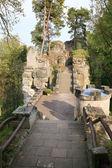 Castle Valdstejn in Czech Republic, Hruba Skala — Stock Photo