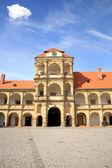 Castle in Moravska Trebova, Czech Republic — Stock Photo