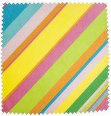 Colour old paper on white vintage — Stock Photo
