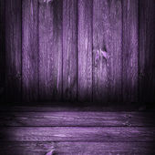 Background wooden panel boards violet — Stock Photo