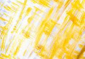 акварельный фон желтый белые полосы — Стоковое фото