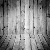 Stained wooden floor wall background — Stock Photo