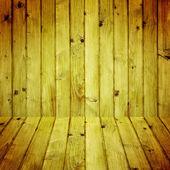 Gekleurd houten vloer muur achtergrond — Foto de Stock