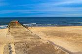 View pier sea — Stock Photo