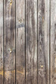Wall wooden planks painted  white grey — Stock Photo