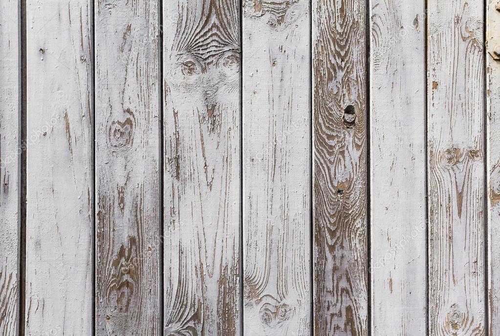 회색 흰색 페인트 벽 나무 판자 — 스톡 사진 © Yotka #47112065