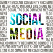 Social Media — Stockvector #14464331