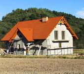 Neues landhaus — Stockfoto