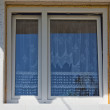 Stock Photo: Window-thermal insulation