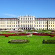schoenbrunn palace in vienna — Stock Photo