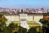 дворец шёнбрунн в вене, австрия — Стоковое фото