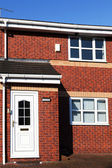 English residential house, uk — Stock Photo