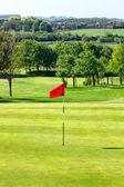 Golfbaan, verenigd koninkrijk — Stockfoto