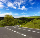 горная дорога — Стоковое фото