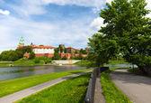 Wawel Castle,Krakow,Poland — Stock Photo