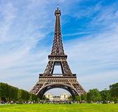 Torre eiffel - parís — Foto de Stock