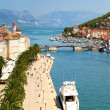 Trogir Croatia,popular touristic destination — Stock Photo #21064071