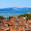 Trogir old town Croatia tourist destination. — Foto de Stock