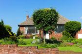 Beautiful english house — Stock Photo