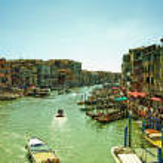 cartão postal de Veneza — Fotografia Stock  #2952553