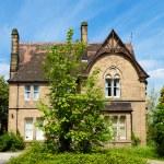 Old english house — Stock Photo