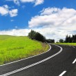 road asphalt — Foto Stock