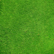 Beautiful green grass texture from golf course  — Zdjęcie stockowe