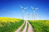 Energia limpa — Fotografia Stock