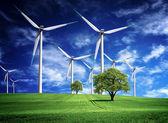 Invenciones de energía — Foto de Stock
