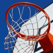 Basketball hoop — Stock Photo #12198560