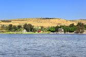 Galilee Lake of Gennesaret — Stock Photo