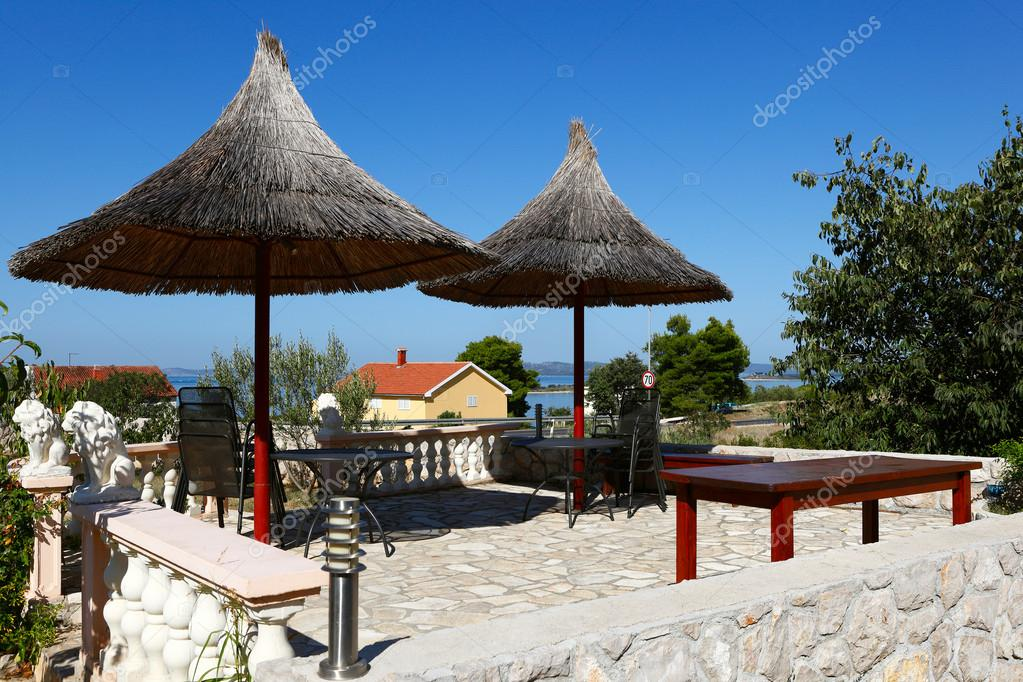 The seaside resort — Stock Photo #13279734