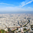 Panoramic view of the Paris — Stock Photo #13411832