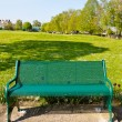 Bench in the park — Stock Photo #13513084