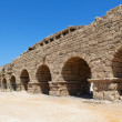 Aqueduct in the Holy Land - Stock Photo