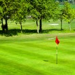 Golf course — Stockfoto #13632436