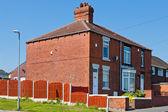 Casa de estilo inglês — Foto Stock