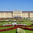 Schoenbrunn Palace in Vienna — Stock Photo #13734501