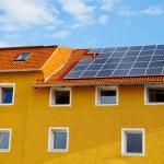 Solar panel — Stock Photo #13735963