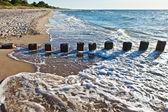 Stormy sea — Stok fotoğraf
